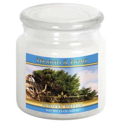 Juniper Breeze - Medium Jar Candle