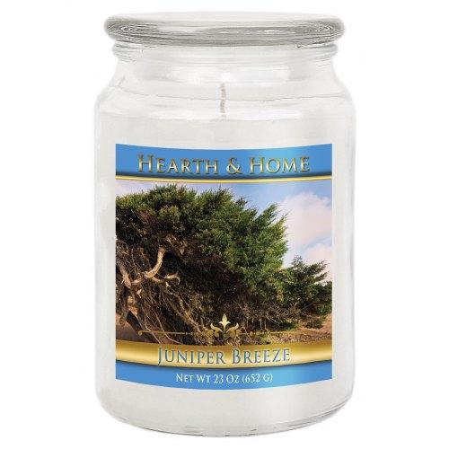Juniper Breeze - Large Jar Candle