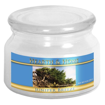 Juniper Breeze - Small Jar Candle
