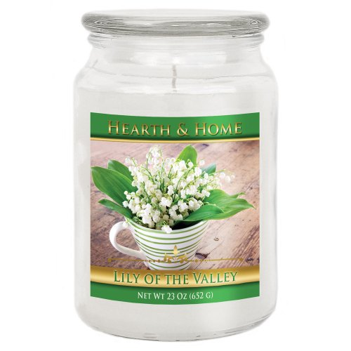 Lily of the Valley - Large Jar Candle