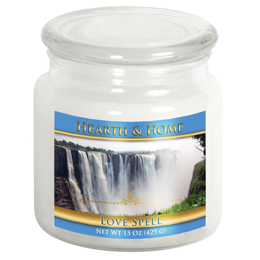 Love Spell - Medium Jar Candle