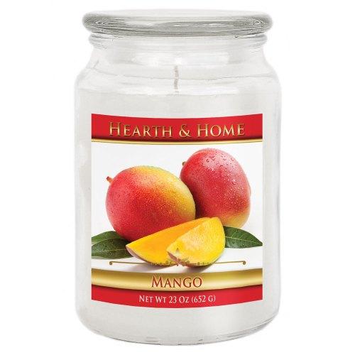 Mango - Large Jar Candle