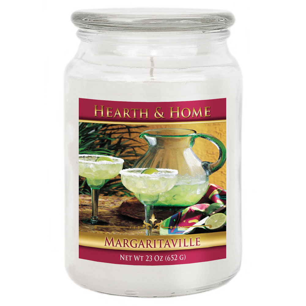 Margaritaville - Large Jar Candle