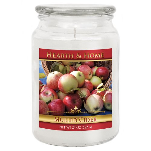 Mulled Cider - Large Jar Candle