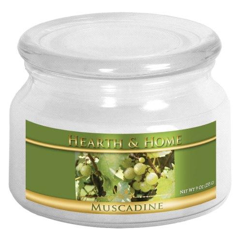 Muscadine - Small Jar Candle
