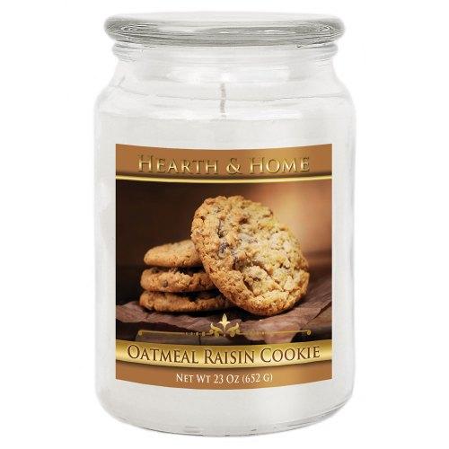 Oatmeal Raisin Cookie - Large Jar Candle