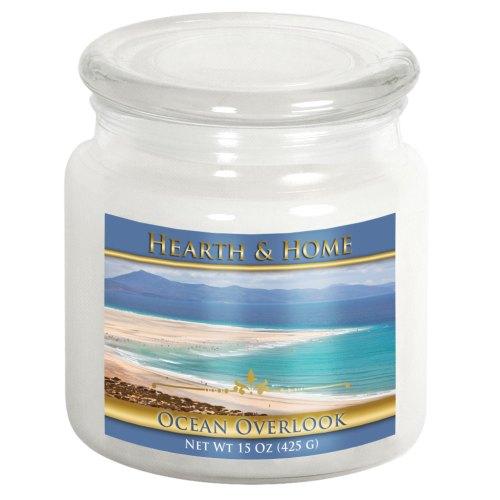 Ocean Overlook - Medium Jar Candle