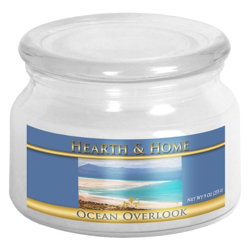 Ocean Overlook - Small Jar Candle