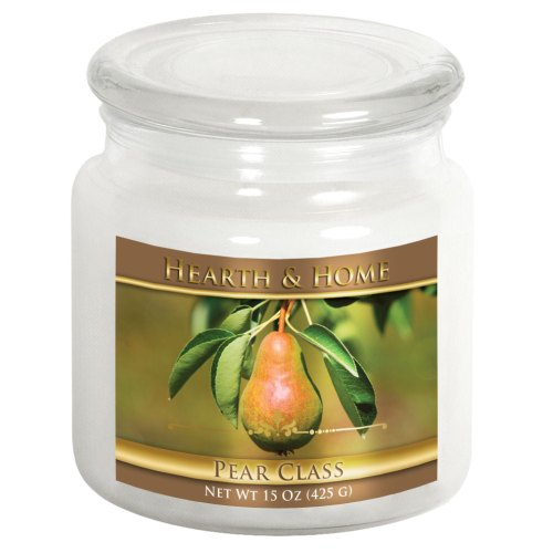 Pear Class - Medium Jar Candle