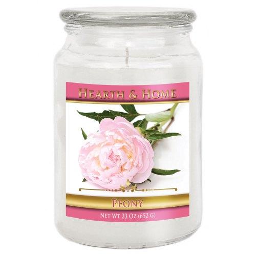 Peony - Large Jar Candle