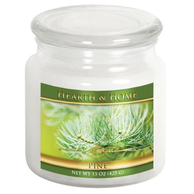 Pine - Medium Jar Candle