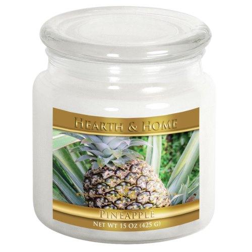 Pineapple - Medium Jar Candle