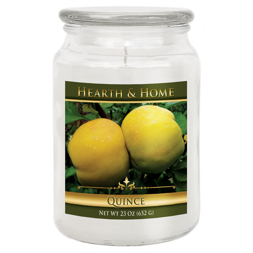 Quince - Large Jar Candle
