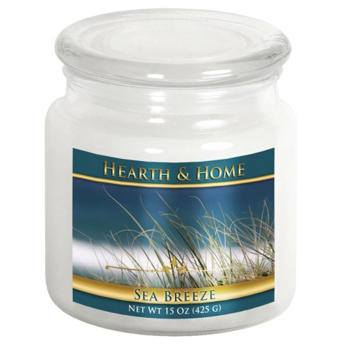 Sea Breeze - Medium Jar Candle