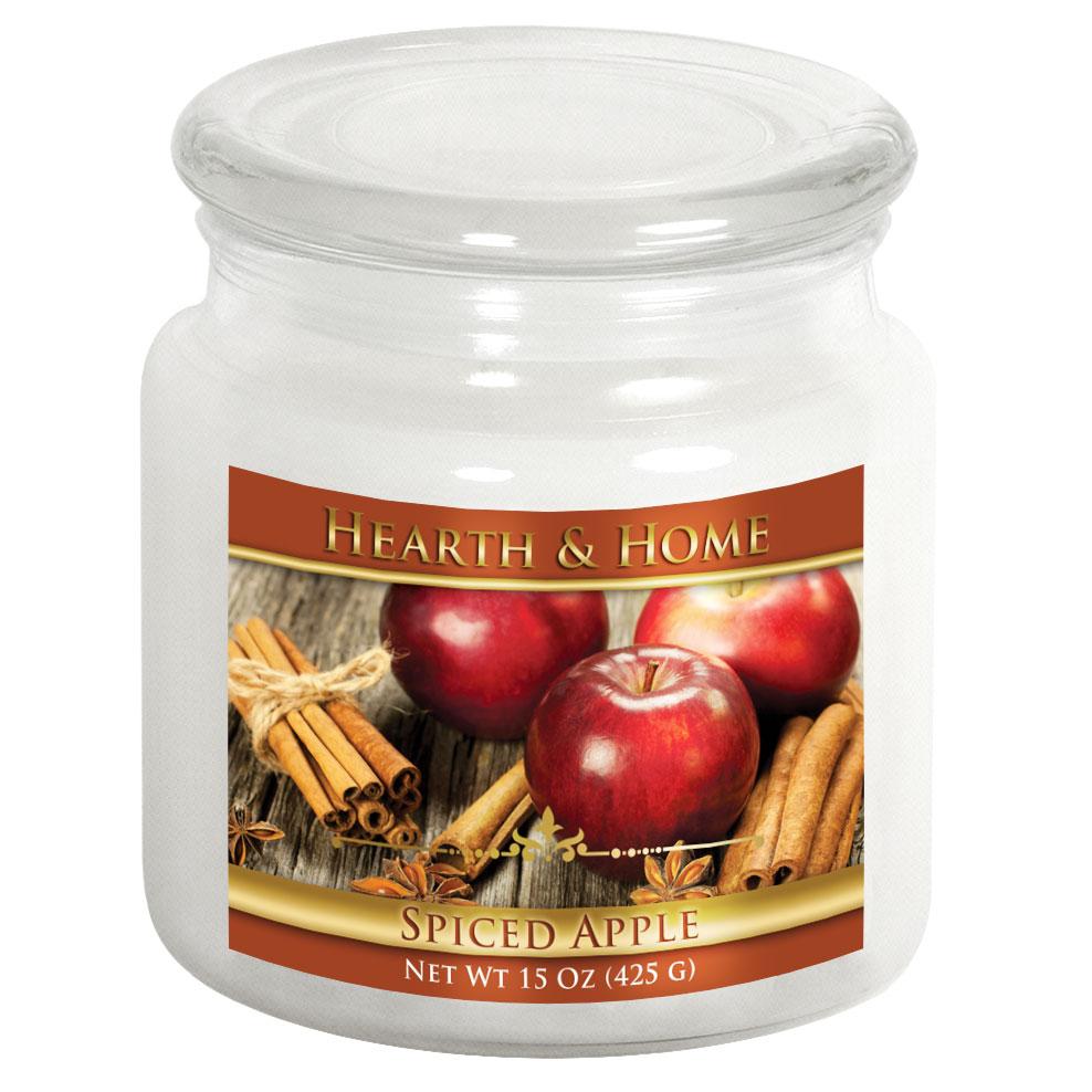 Spiced Apple - Medium Jar Candle