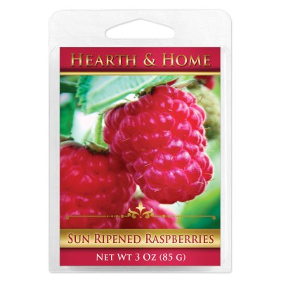Sun Ripened Raspberries Scented Wax Melt Cubes - 6 Pack