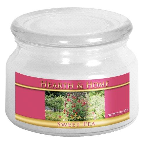 Sweet Pea - Small Jar Candle