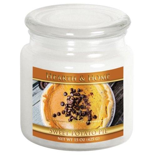 Sweet Potato Pie - Medium Jar Candle