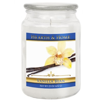 Vanilla Bean - Large Jar Candle