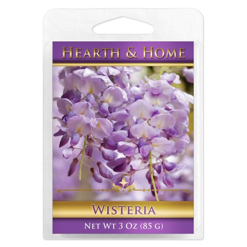 Wisteria Scented Wax Melt Cubes - 6 Pack