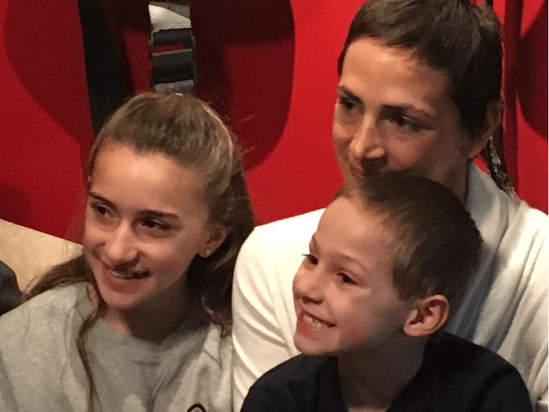 the Trebbi family Lookin Up
