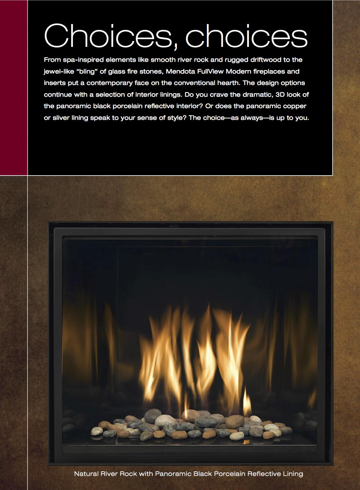 Swell Mendota Hearth Manor Fireplaces Gta Home Interior And Landscaping Ologienasavecom
