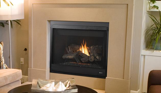Superior DRT4040 DRT4045 Direct Vent Fireplaces