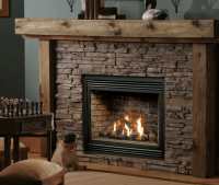 Kingsman HBZDV3632 Direct Vent Gas Fireplaces