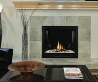 Tahoe Premium Clean Face Contemporary Direct Vent Fireplace