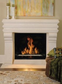 Montebello DLX Direct Vent Gas Fireplace