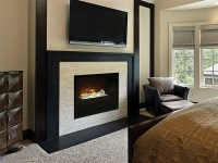 Modern Flames Home Fire Custom Built In Electric Fireplaces