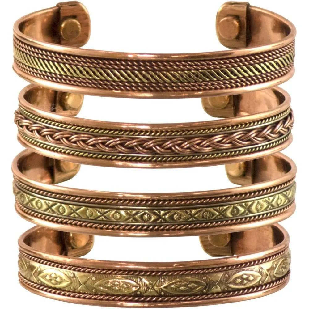 Magnetic Copper Bracelets