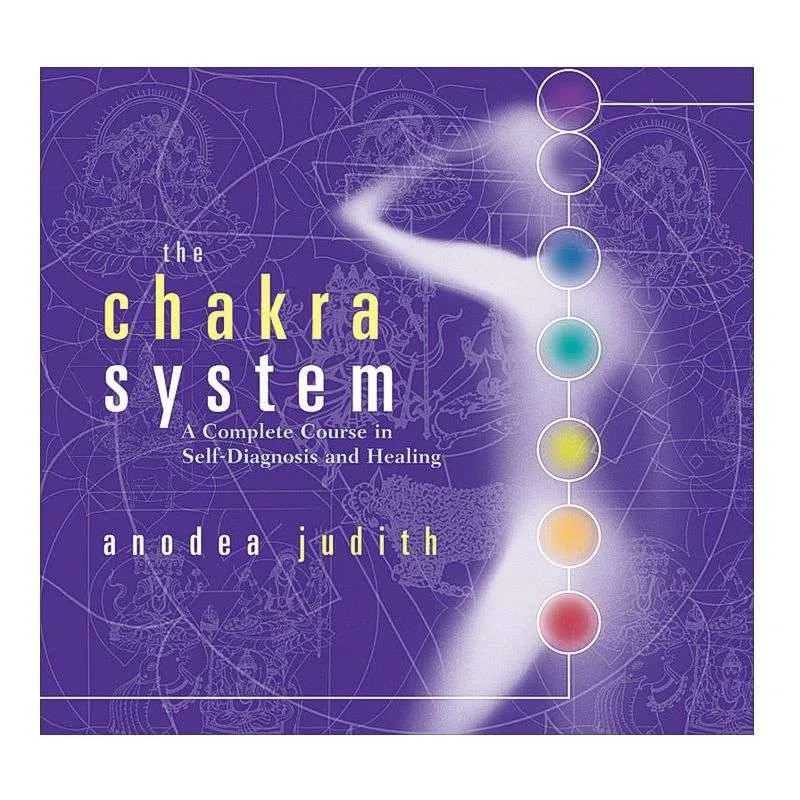 Cover of the audio book The Chakra System by Anodea Judith