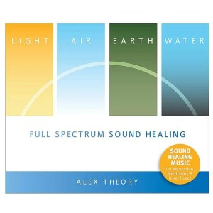 Cover of Full Spectrum Sound Healing