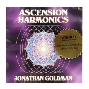 Front cover of Ascension Harmonics
