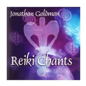 Front cover of Reiki Chants