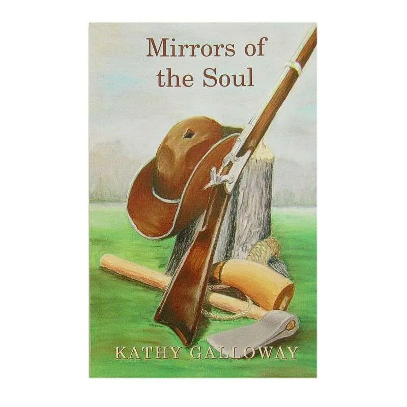Front cover of Mirrors of the Soul by Kathy Galloway