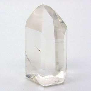 3 inch clear quartz generator crystal.