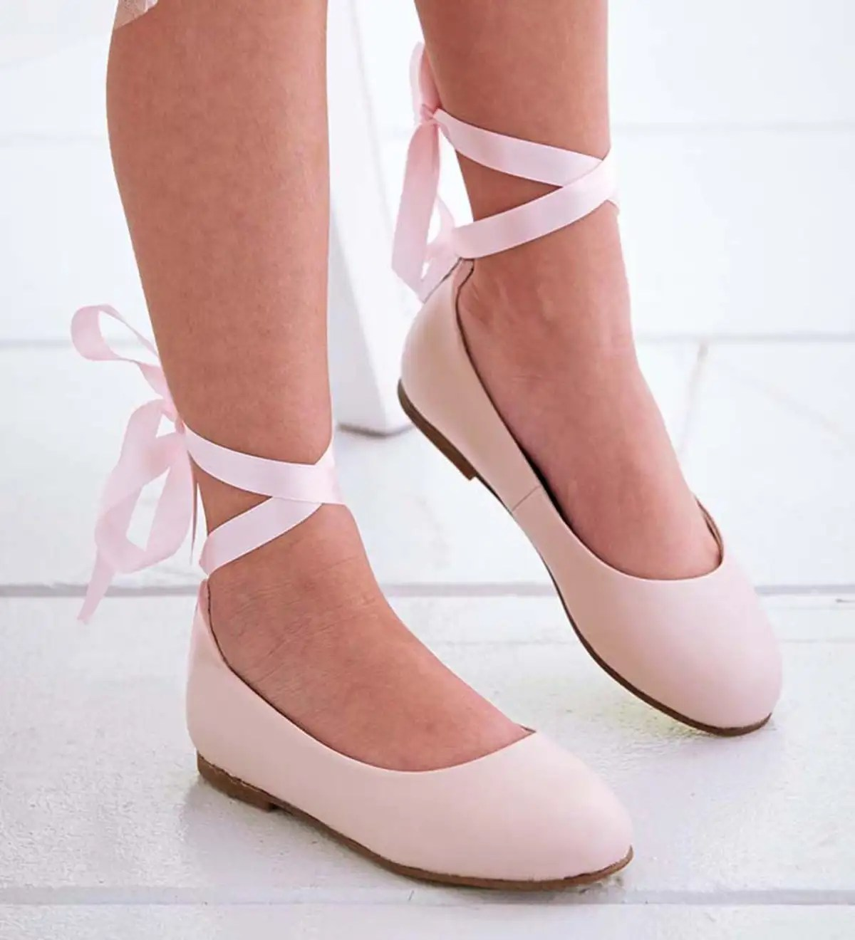 LaceUp Ballet Flat  HearthSong