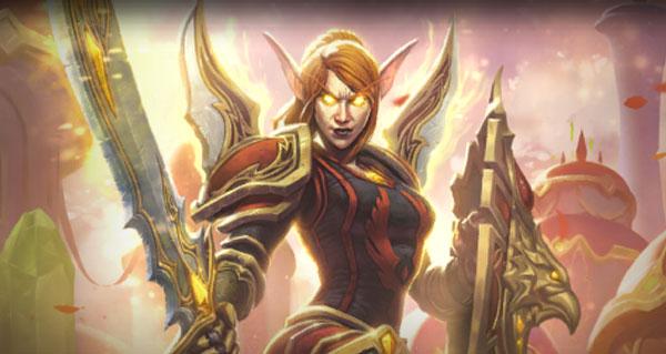 Vous pourrez prochainement obtenir Dame Liadrin via une promotion de World of Warcraft