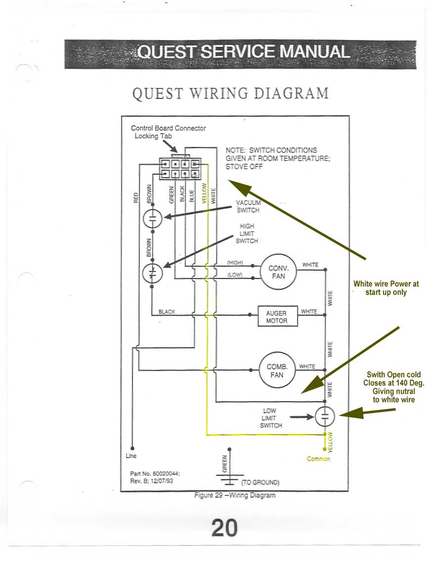 hopper setup diagram diagramming sentences games super joey wire best wiring library whitfield trouble shooting rh hearthtools com and diagrams