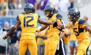 NCAA Football: East Carolina at West Virginia