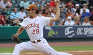 Texas Longhorns baseball Big 12 baseball power rankings