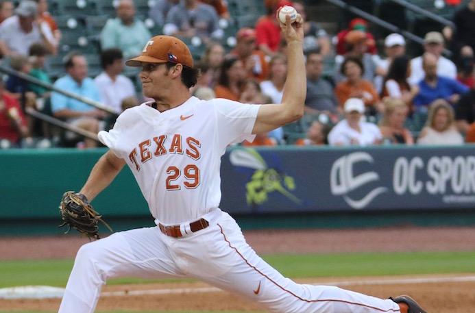 Texas Longhorns baseball Big 12 baseball power rankings