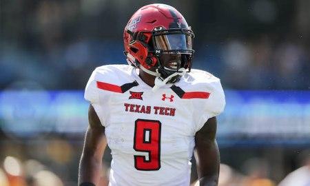NCAA Football: Texas Tech at West Virginia
