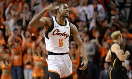 NCAA Basketball: Wichita State at Oklahoma State