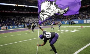 NCAA Football: Alamo Bowl-Stanford vs Texas Christian