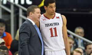 NCAA Basketball: Big 12 Championship-Texas vs Texas Tech