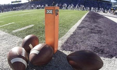 NCAA Football: Iowa State at Kansas State