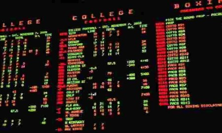 Las Vegas Sports Betting Board